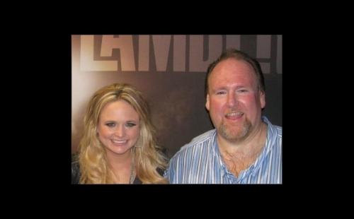 Ed Carter & Miranda Lambert