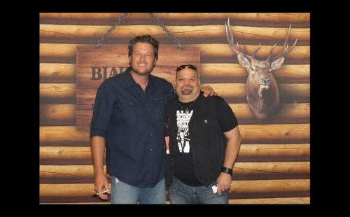 Win Patton & Blake Shelton