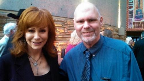 Chuck Dauphin & Reba
