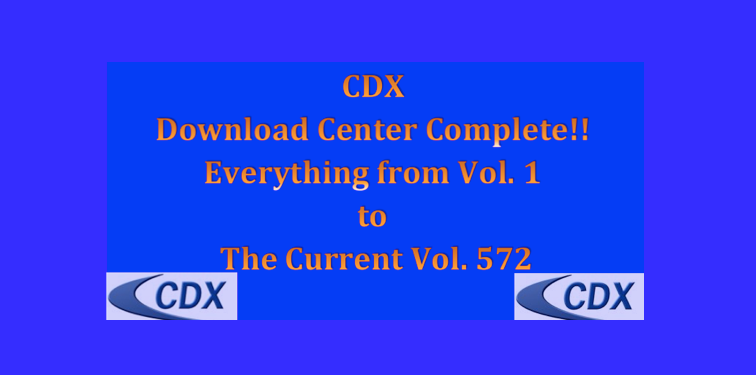 Cdx Download Center Complete Cdx