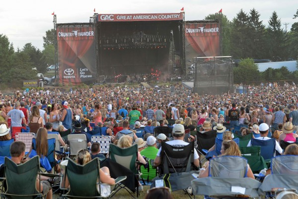 Country Thunder Comes To A Close After Fun Filled Weekend