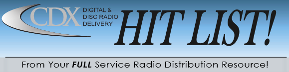country radio delivery - radio airplay - music distribution - digital music distribution
