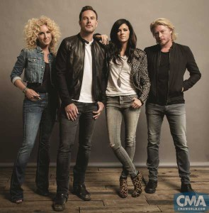 Little Big Town will officially cut the ribbon to AT&T U-verse Fan Fair X Thursday, June 11 when they appear as Artist of the Day.