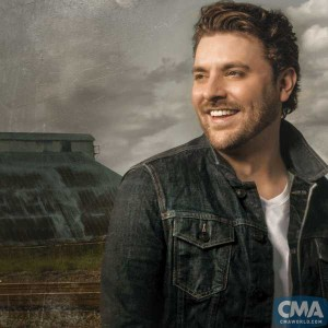 Chris Young will be AT&T U-verse Fan Fair X Artist of the Day Saturday, June 13. Photo Credit: Sheryl Nields