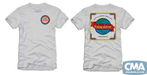 CMA Music Festival limited edition Fan Fair vintage t-shirt. Photo Credit: CMA