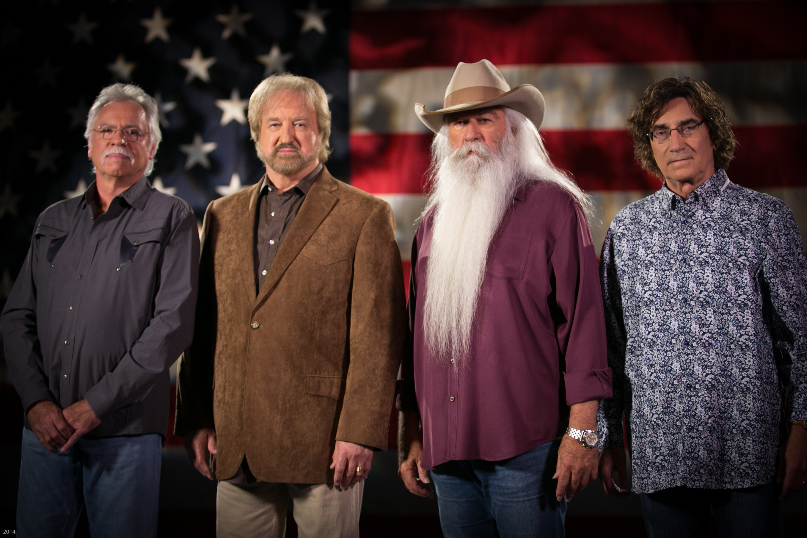 On The Road With The Oak Ridge Boys 40 Years Of Untold