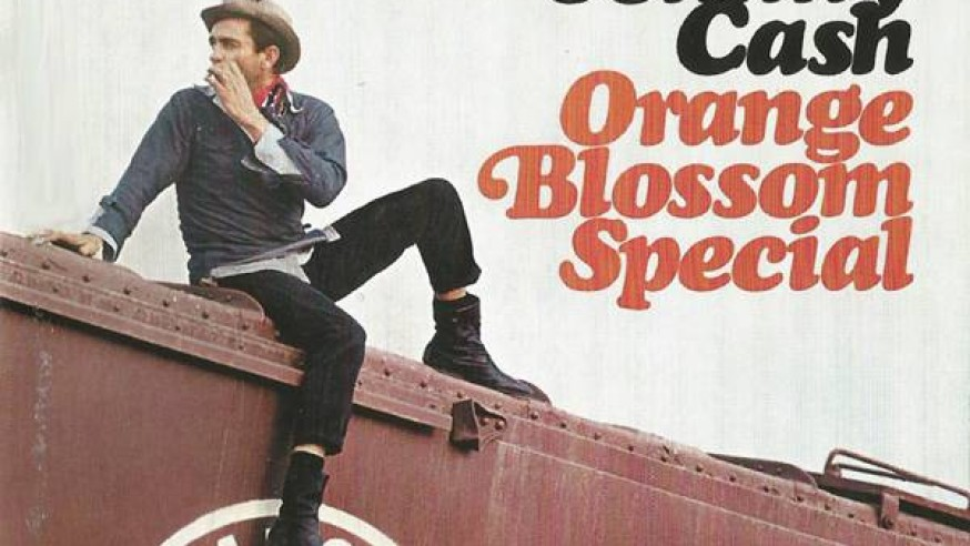 New Release Johnny Cash Quot Orange Blossom Special