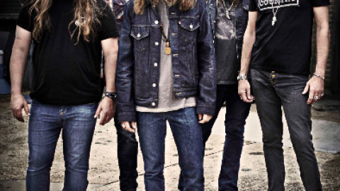 BLACKBERRY SMOKE SELECTED AS NRA COUNTRY FEATURED ARTIST