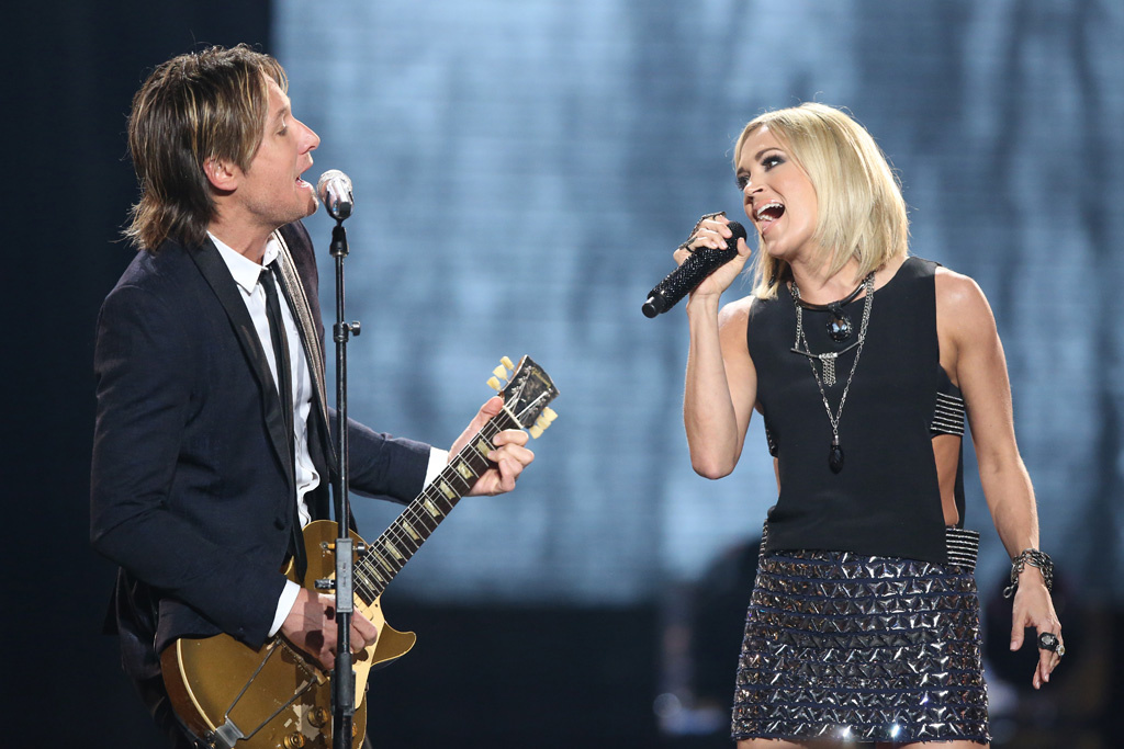 Keith urban carrie underwood to embark on australian for Carrie underwood and keith urban duet