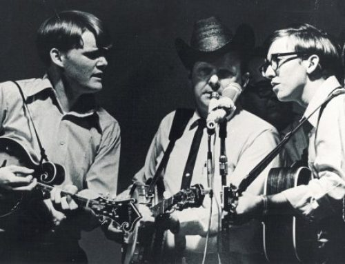 Ricky Skaggs Discusses Passing Of Dr. Ralph Stanley