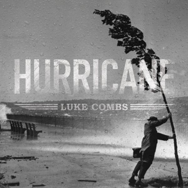 Luke Combs Takes Country Radio By Storm With New Song Hurricane Cdx