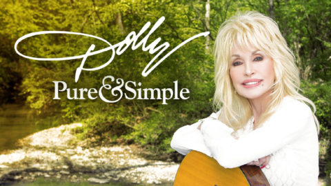 DOLLY PARTON RELEASES PURE & SIMPLE WITH DOLLY'S BIGGEST HITS – 2 CD SET – EXCLUSIVELY AT WALMART