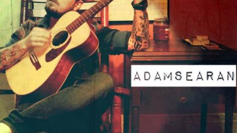 DEMOLITION MUSIC PUBLISHING'S ADAM SEARAN ADDS EIGHT ORIGINAL TRACKS FOR DELUXE VERSION OF SELF-TITLED ALBUM